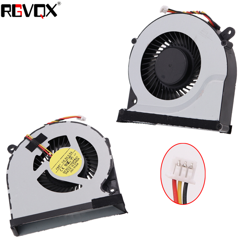 New Laptop Cooling Fan for Toshiba satellite C850 C855 C875 C870 L850 L870 3 PIN,Version 1 P/N MG62090V1-Q030-S99 CPU Cooler image