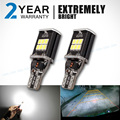 OGA 2 PCS Extremely Bright High Power Canbus SMD2835 912 921 T15 W16W Car LED Backup Reverse Light Bulb