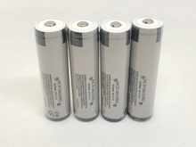 8pcs/lot New Original Protected Battery For Panasonic NCR18650BD 3200mAh 18650 3.7V Rechargeable Lithium Batteries with PCB стоимость