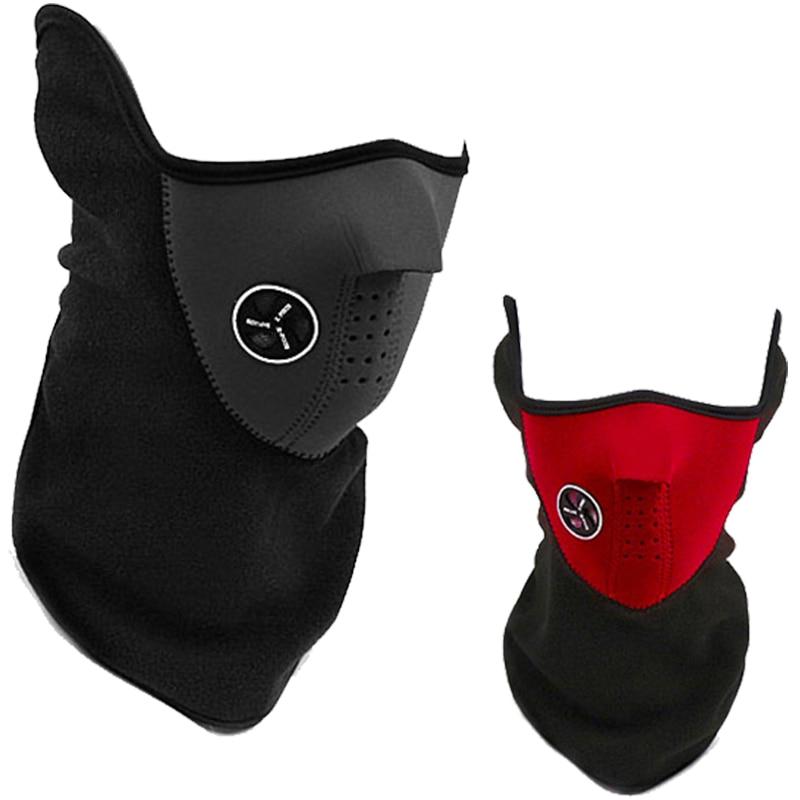 ღ ღCool hombres mujeres senderismo deporte bufanda máscara de ...