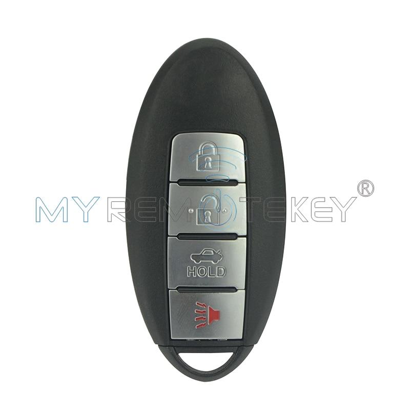 Smart key keyless entry 3 button with panic KR55WK48903 315 mhz for Nissan Altima Maxima 2009 2010 2011 2012 remtekey