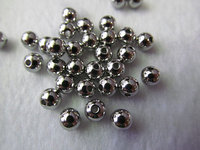 Top Quality 100pcs 2 10mm 14K Gold Smooth Round Spacer Beads Solid Silver Antique Silver Gold