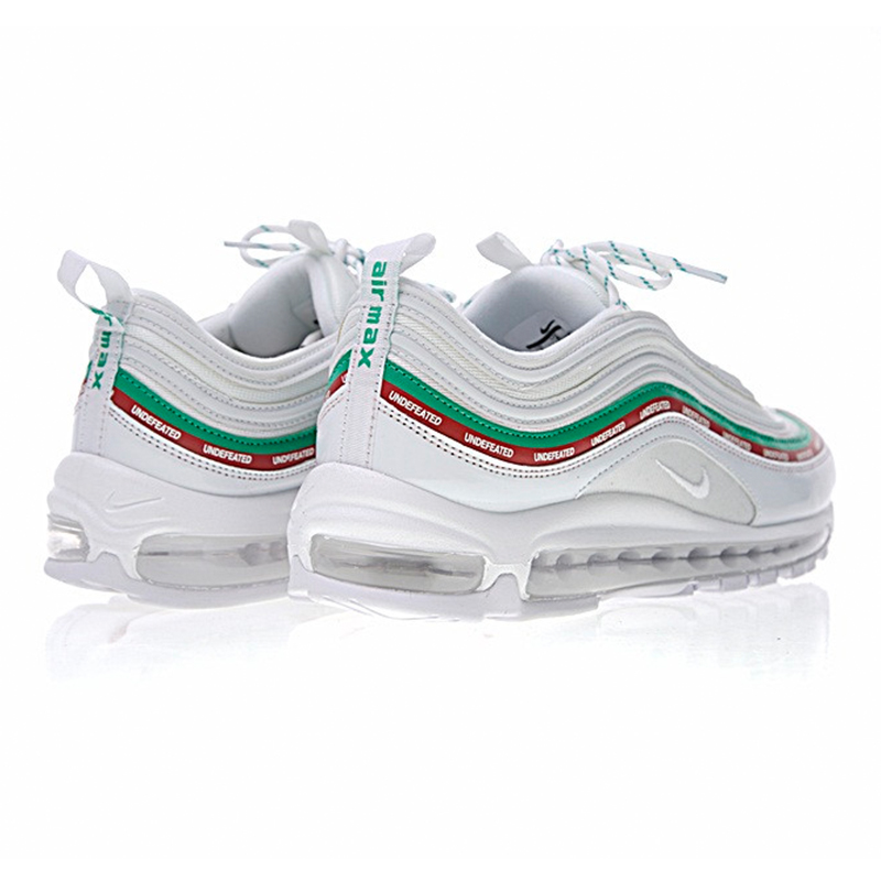 new arrival 55c15 995ae US $289.0 |Breathable Nike Air Max 97 X UNDFTD Men's Running Shoes,Outdoor  Sneakers Shoes, White, Non slip Lightweight AJ1986 100-in Running Shoes ...