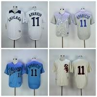 MLB Men S Chicago White Sox Luis Aparicio Jersey