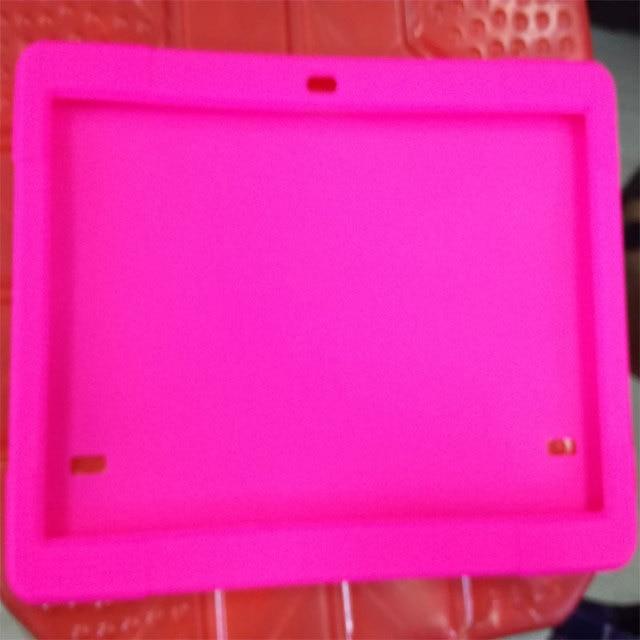 Silicone case for BMXC 10 inch K107 S107 BS109 BK109 HS109 HK109 S108 K108 MTK8752 MTK6592  4G FDD LTE Tablet