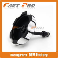Billet Gas Fuel Petrol Tank Cap Cover For RMZ250 Z250 DRZ125 DRZ400 DRZ400E LTR450 400 QUAD Sport Motocross Enduro Supermoto ATV