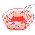 Baby Playpen Playpen Easy And Cheap Ocean Ball Pool Game Toddler Ball Pit In A Pack And Play 1m 1.2m 1.5m 3 Sizes