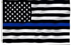 Free shipping blue line usa police flags 90 150cm thin blue line usa flag black white.jpg 250x250