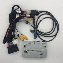 Всего три канала спереди/сзади/правый вид камера автомобиля видео интеграции для Lincoln Ford MKX Mustang