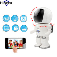 Hiseeu Security Camera IP WiFi Camera Wireless Mini Wifi 960P 1 3MP HD Endoscope Night Vision