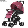 Hot Brand New Baby Stroller Bekerhouder Pushchair Lightweight Infant Stroller Prams 3 In 1 Folding Umbrella Carrinho Kid's Love
