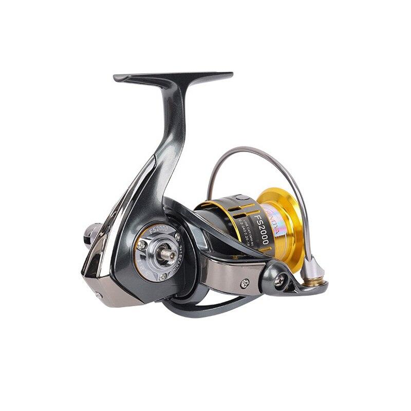 Tsurinoya eau douce salée Ultra légère bobine carpe pêche moulinet boules 9 + 1 rapport de vitesse 5.2: 1 appâts de surf FS 800-3000