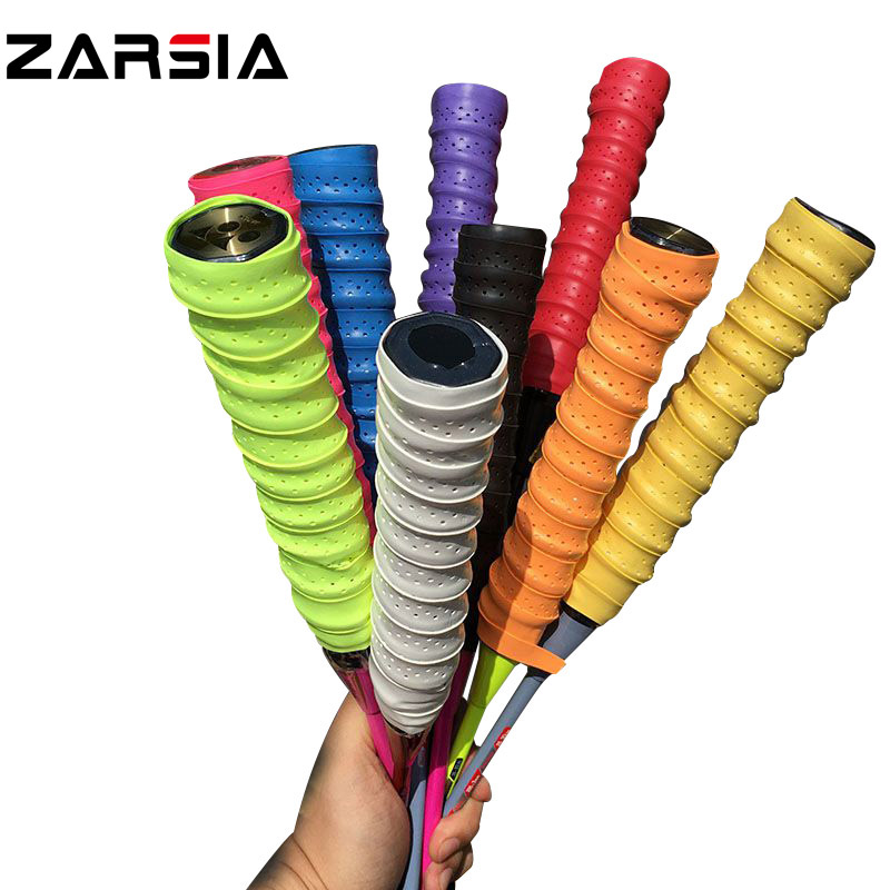 Free shipping 50 pcs KK anti skid Tennis Racket Overgrip Badminton rackets over Grips