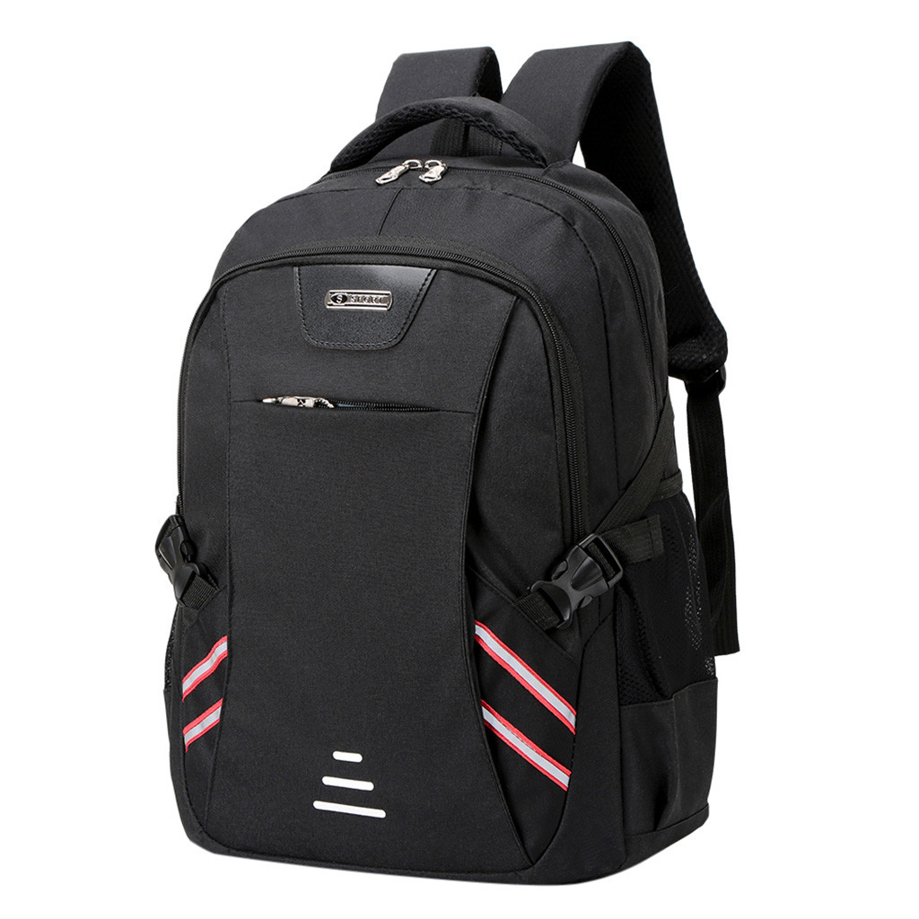 Fashion Men And Women Leisure Fashion Large Capacity Shoulders Bag Travel Backpacks Phone Pocket High Quality Lady#15(China)