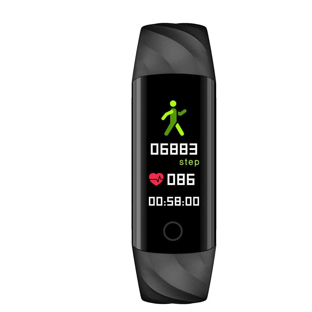 IP68 Waterproof Smart Bracelet Pedometer Heart Rate Monitor Blood Oxygen Fitness Tracker Smart Wristband Multi Sport SmartBand 12