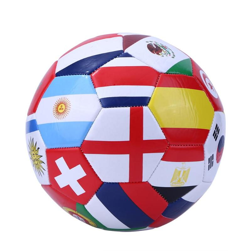 2019 Professional Football Official Size 5 Soft PU Material Soccer Ball Goal Teenager Game Match Training Futball Voetbal