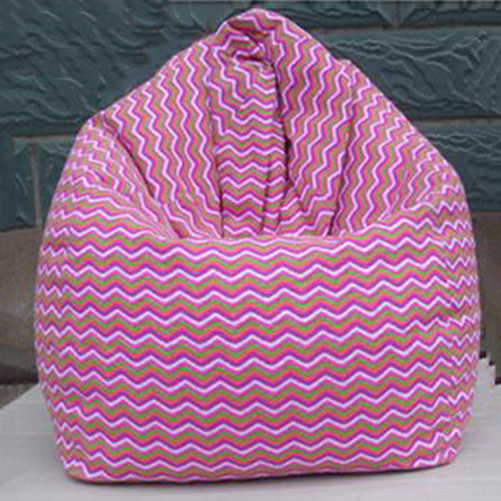 Colorful Living Room Bean Bag Shell