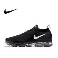 Original Authentic NIKE AIR VAPORMAX FLYKNIT 2 Mens Running Shoes Sneakers Breathable Sport Outdoor Height Increasing 942842 001