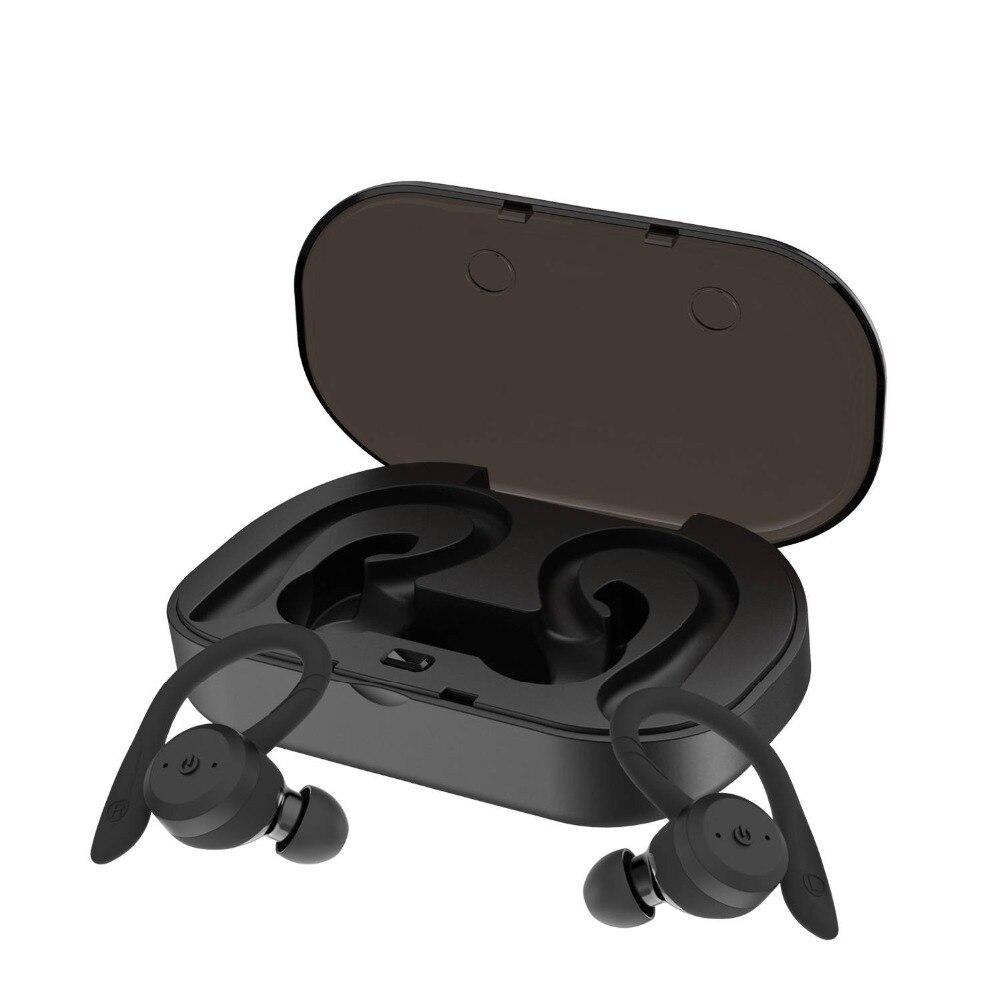 Dual Bluetooth Headset with Ear-hook  1