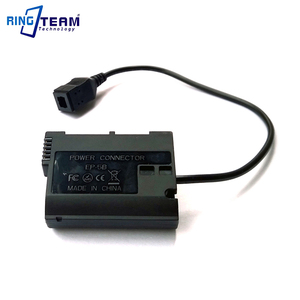 Image 5 - AC Power Adapter EH 5 /A/B + EP 5B for Nikon 1V1 D7200 D7100 D7000 D810 D810A D800 D800E D750 D850 D610 & D600 Digital Cameras