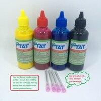 YOTAT 4 pcs PGI 1200 PGI 2200 BK C M Y 100 ml tinta Pigmentada para CANON MAXIFY MB2020 MB2320 iB4020 MB5020 MB5320 impressora|Kits de recarga de tinta| |  -