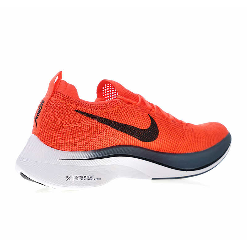 4b58fd554e07 ... Nike Vaporfly Flyknit 4% Men s Running Shoes Sport Outdoor Sneakers  Athletic Brand Designer Footwear 2018 ...