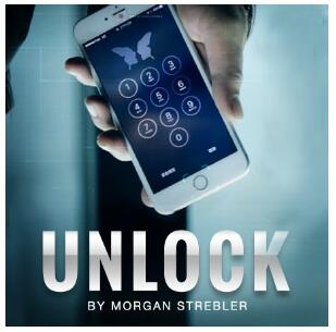 Unlock by Morgan Strebler magic tricks джемпер morgan morgan mo012ewvae76