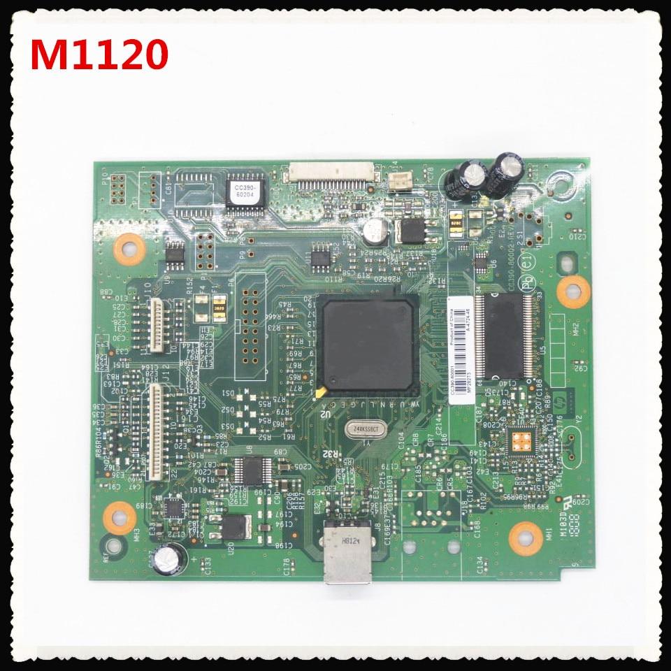 Английский язык FORMATTER СПС в сборе форматирования совета логика основная плата Материнская плата для M1120 MFP 1120 CC390-60001