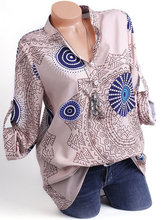 blouse women plus size korean fashion clothing womens tops white blouses vintage shirts boho shirt 2019 summer floral