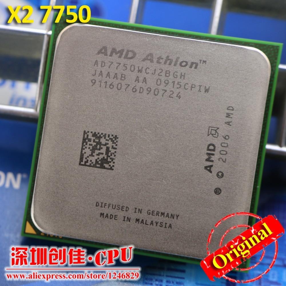 AMD Athlon 64 X2 7750 2.7GHz Socket AM2+ 95W Dual-Core Processor Computing scattered pieces 6000 5200 6000+ amd athlon ii x2 340