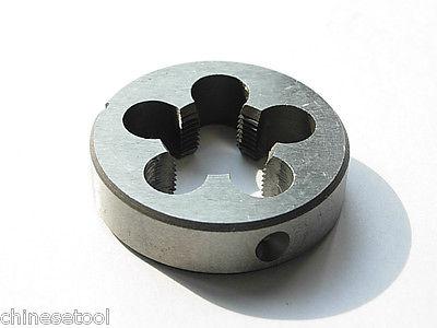 1pc Metric Left Hand Die M27 X 1.0mm Dies Threading Tools 27mm X 1.0mm pitch