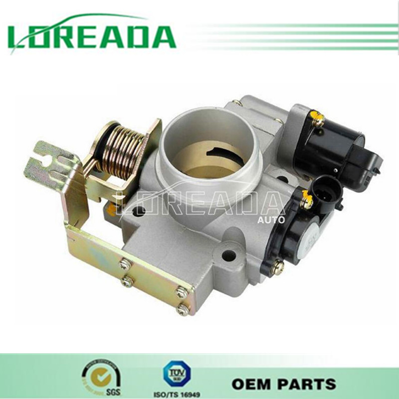 Brand New Throttle body for   Chery  272 Engine Ryoden system OEM quality Fast Shipping  Bore Size 42mm