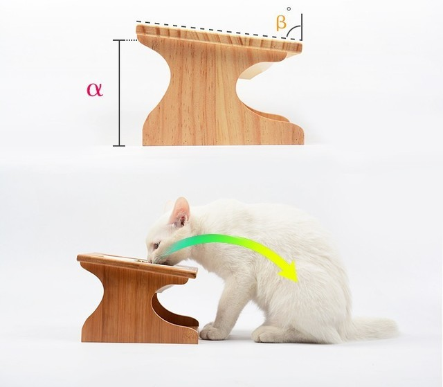 Solid Wood Anti-slip Bowls  3
