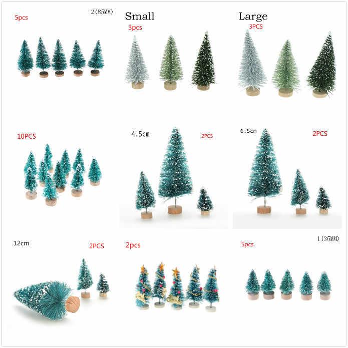 クリスマスツリー Arbol デナヴィダード新年の製品ミニクリスマスツリー Adornos バーラデナビダドパラカサ Choinka Sztuczna