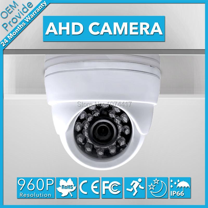 AHD2413R-T 24 IR Light Night Vision 1.3 MP AHD CMOS CCTV Camera 1080P AHD Security Surveillance Dome Camera IR Cut Filter tiananxun 720p 1080p ir mini dome analog ahd cctv camera indoor wide angle ir cut night vision hd security surveillance