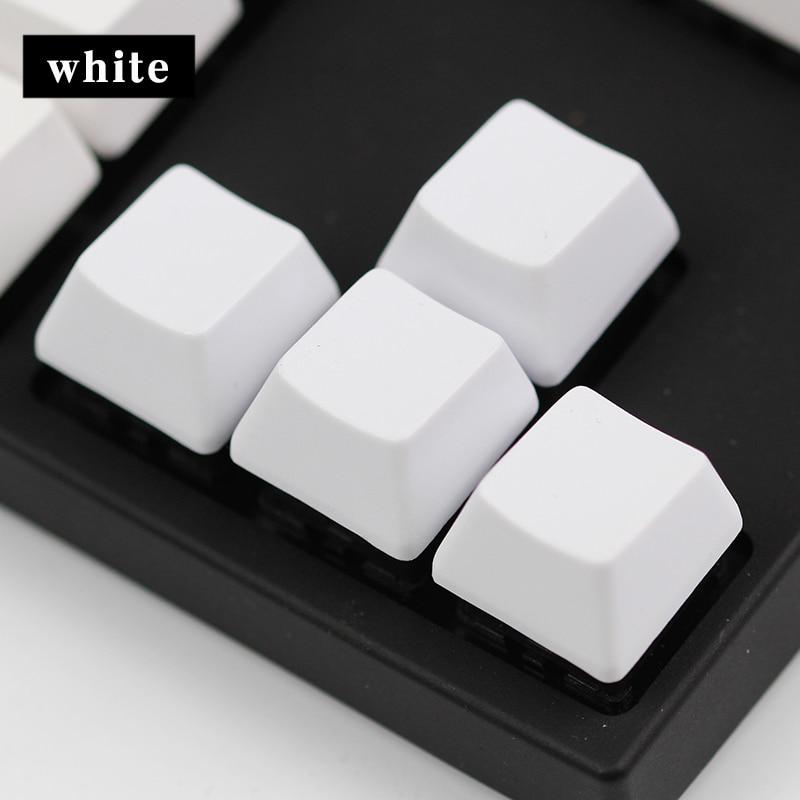Blank Pbt Keycaps Oem Profile 4 Keys Arrow Rainbow For Wried Mechanical Gaming Keyboard