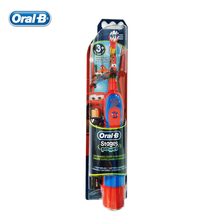 Oral B DB4510K Children Electric Toothbrush Oral Hygiene AA Battery Toothbrush Dientes Electrico Girls or Boys