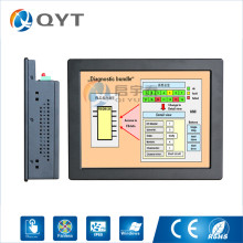 10.4″ mini embedded Panel pc Inter j1900 2.0GHz with RS232/4USB All in one pc 8+64gb touch screen mini pc 800×600