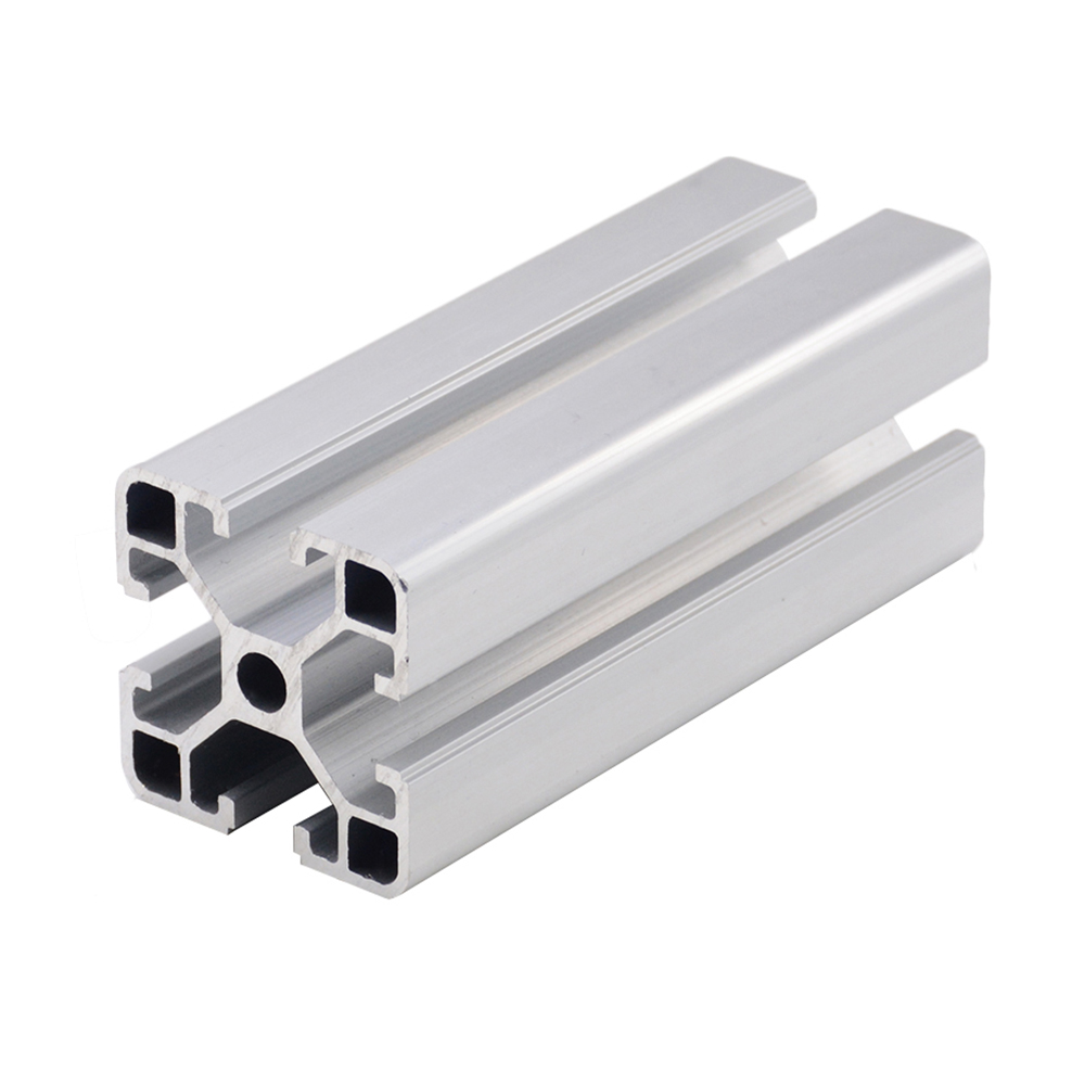 1PC 4040 Aluminum Profile Extrusion 100-800MM Length European Standard Anodized Linear Rail for DIY CNC 3D Printer Workbench1PC 4040 Aluminum Profile Extrusion 100-800MM Length European Standard Anodized Linear Rail for DIY CNC 3D Printer Workbench