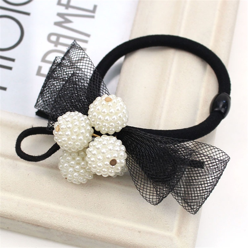 10PCS/lot hot 5 balls Headwear Hair Accessories For Women Headband,Elastic Bands For Hair For Girls,Hair Band Hair For Kids купить
