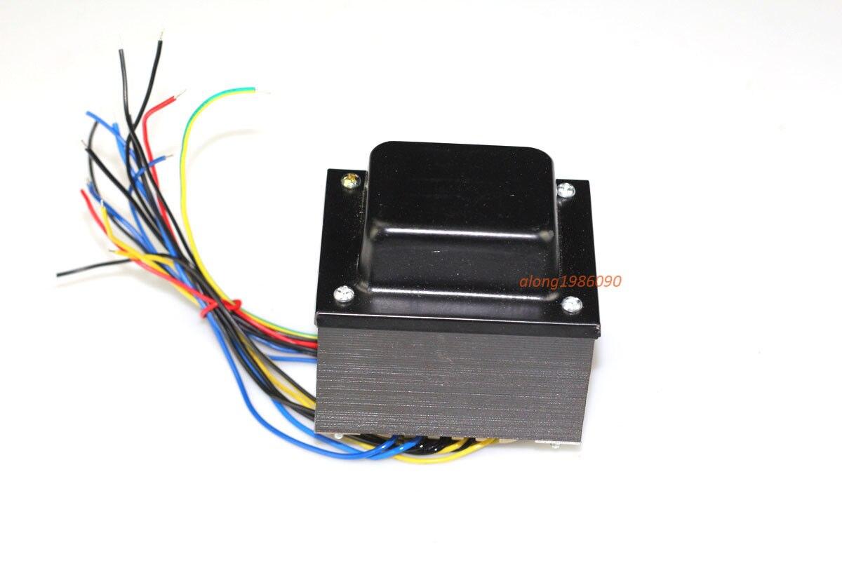 ZEROZONE 160VA Power transformer สำหรับหลอด power amp 300 V * 2 + 3.15 V * 2 + 6.3 V + 5 V L5 25-ใน เครื่องขยายเสียง จาก อุปกรณ์อิเล็กทรอนิกส์ บน AliExpress - 11.11_สิบเอ็ด สิบเอ็ดวันคนโสด 1