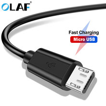 цена на OLAF 1m 2m Micro USB Cable for Xiaomi Redmi Note 5 Pro 4 Fast Charging Micro USB Charger Data Cable for Samsung S7 Mobile Phone