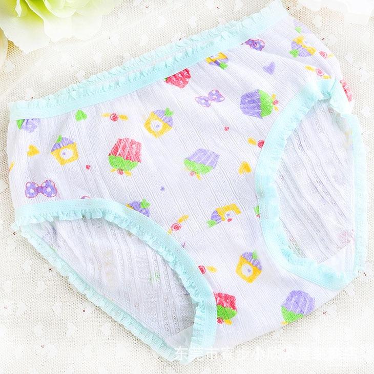 3bc0457831e6 cartoon cake strawberry lollipop rabbit girls trunk boxers kids shorts  child panties cotton pants children underwear briefs 6PK -in Panties from  Mother ...