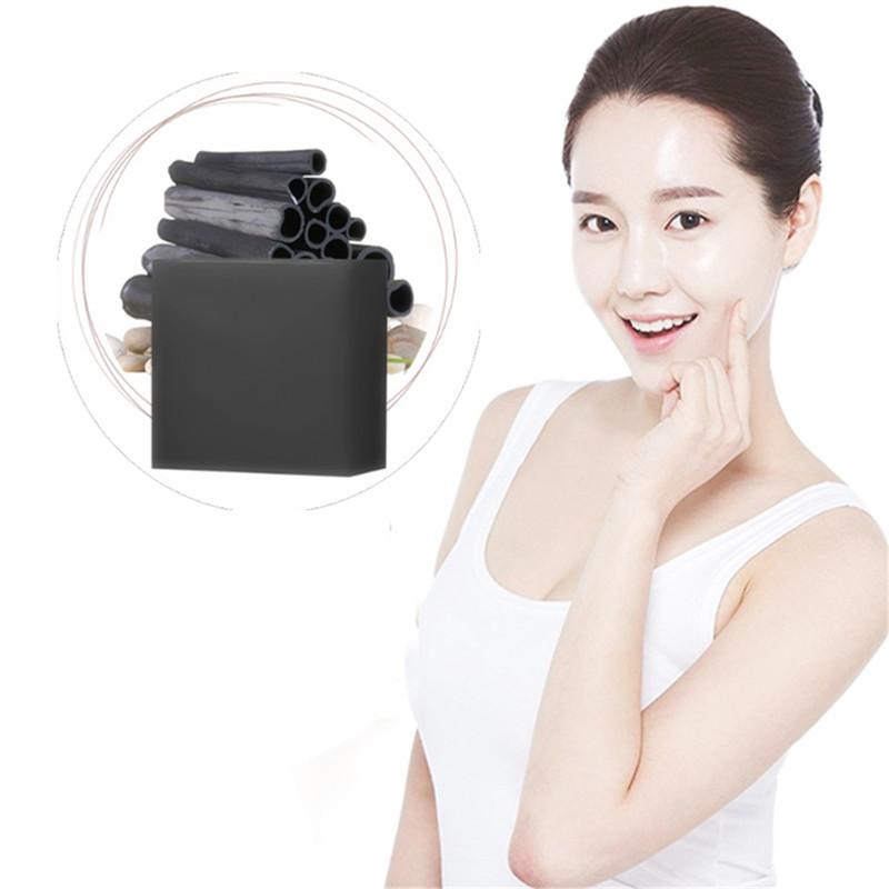 Retinol Whitening Face Lifting Firming Vitamin A Remove Freckle Melasma Pigment Melanin Spots Acne Scars Removal Blackhead Soap