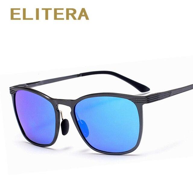 ELITERA Tonos Masculinos de Magnesio Aluminio gafas de Sol de Los Hombres Polarizados gafas de sol gafas de Conducción Al Aire Libre Nuevas gafas de Sol de los hombres