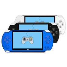 4.3 Inch Retro Pocket Handheld Game Player Built-in 10000 Games Video Game Console  8GB Games Best Gift for MP4 Player Dropship