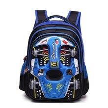 4657e77a6711 Детский мультфильм 3D автомобили школьные сумки школьники ученики рюкзаки  Дети Детские рюкзаки Молодежные сумки Mochila Infantil