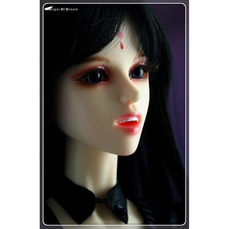 [wamami] AOD 1/3 BJD Dollfie Girl Set* FREE FACE UP/EYES~Yang [wamami] aod 1 3 bjd dollfie girl set free face up eyes fan