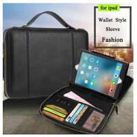 For Ipad Mini 2 3 4 Air 1 2 High Quality Leather Tablet Case Wallet Style