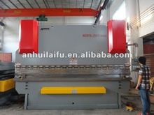 12mm hydraulic plate bending machine,20ft sheet metal bender,6 mtr cnc press brake,500 Tons metal plate cnc bending machine